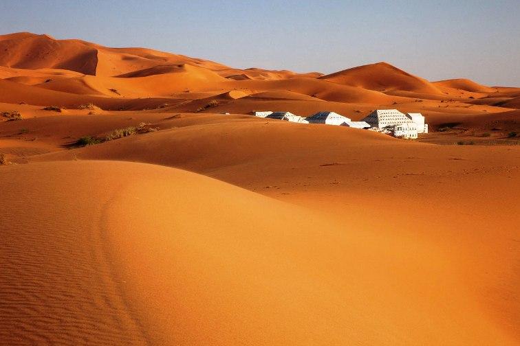 5-Days Tour Casablanca to Merzouga Desert