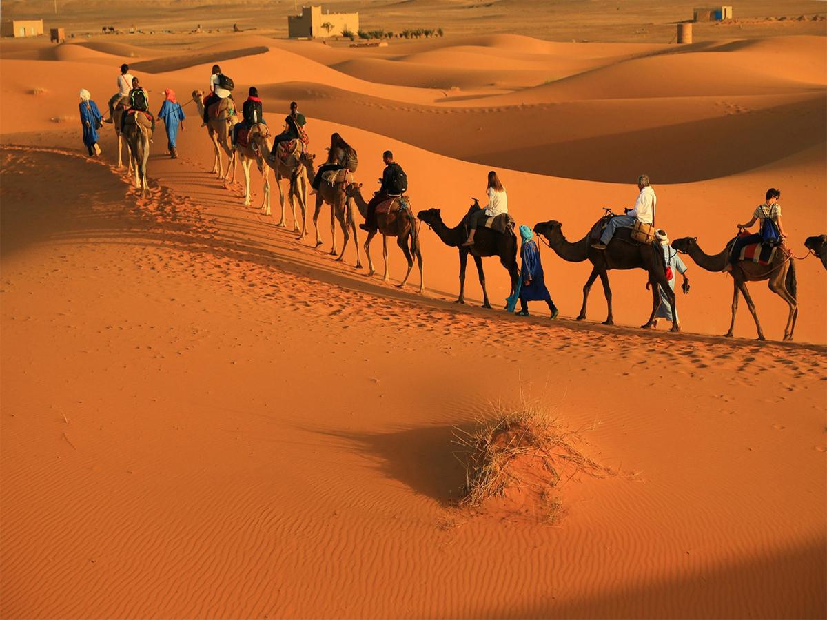 3-Days Tours Marrakech to Merzouga desert