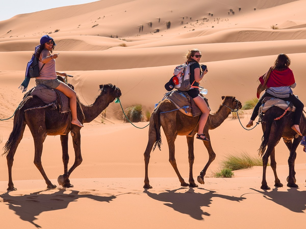 Best 7-Day amazing Tour from Tangier to Merzouga