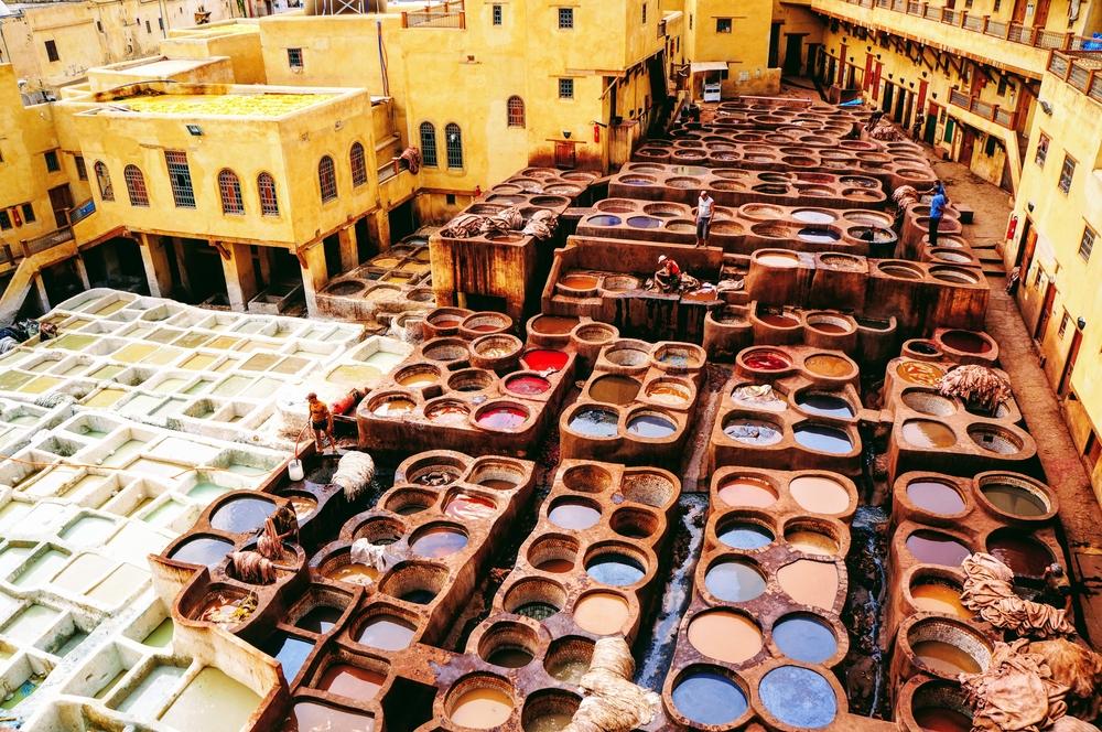 5-Days Tour Casablanca to Fes