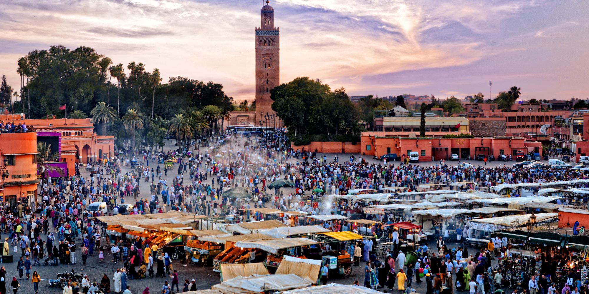 Marrakech Medina Guided Tours