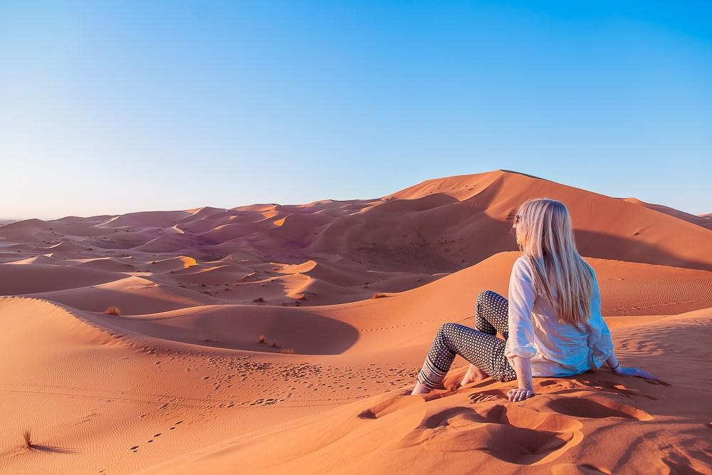 3 Days Tours from Fes to Merzouga Desert