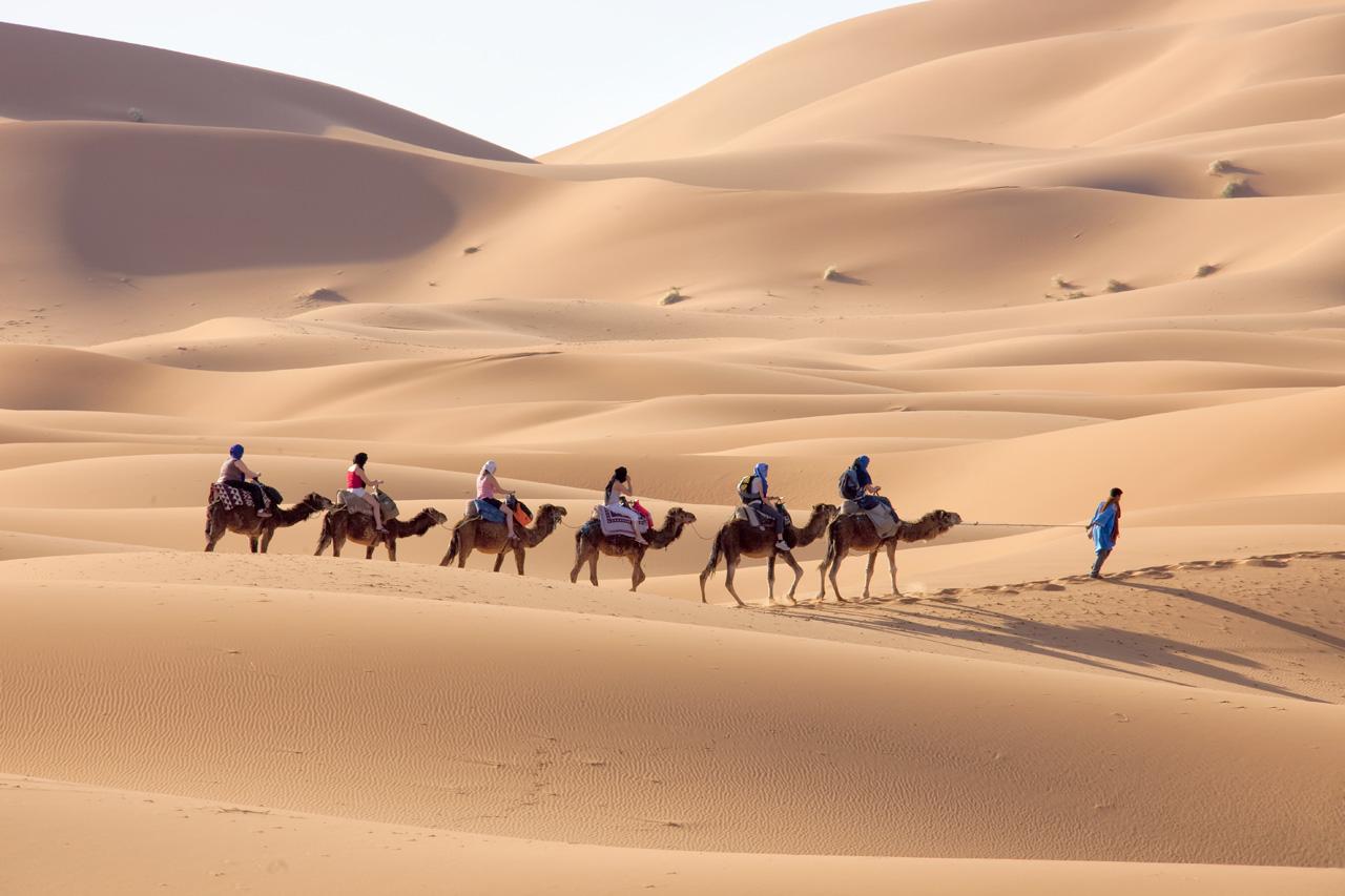 4-Days Tour Marrakech to Merzouga Sahara