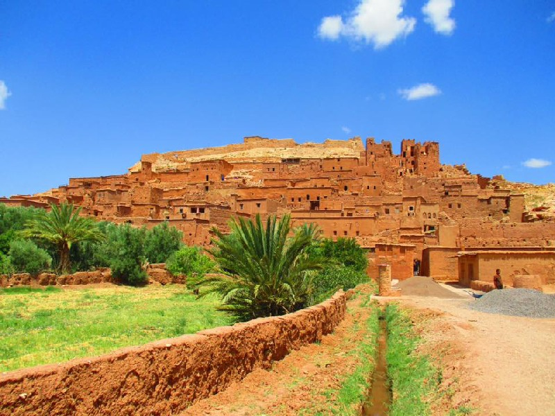 Best 10 Days rich full trip from Fes to Marrakech