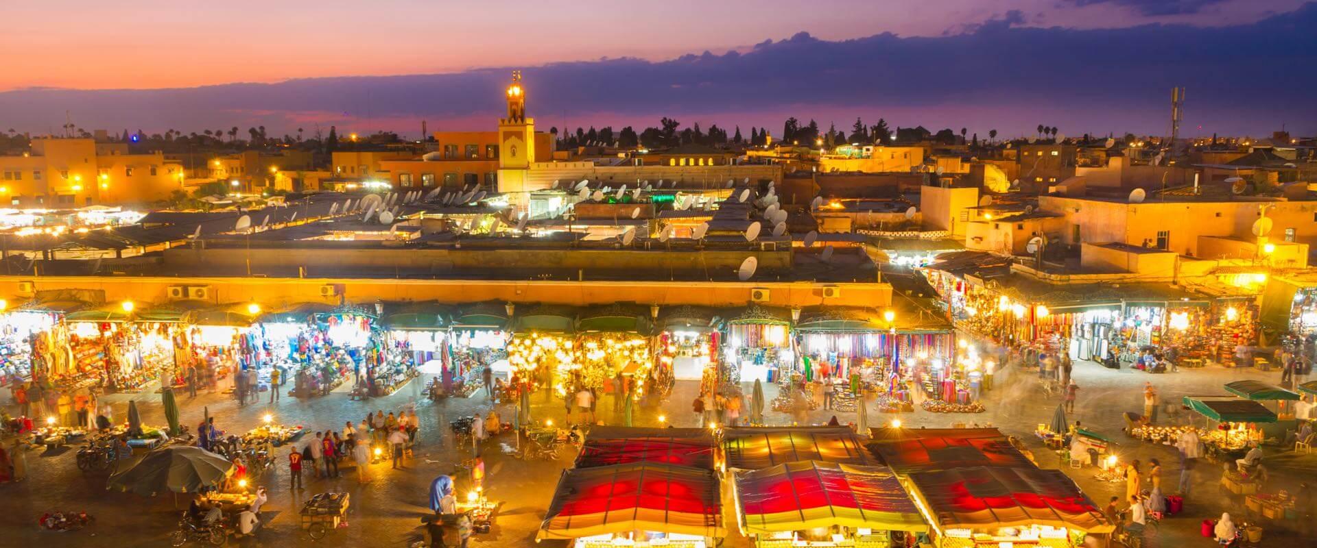 6 Days Tour Casablanca to Marrakech through Fes