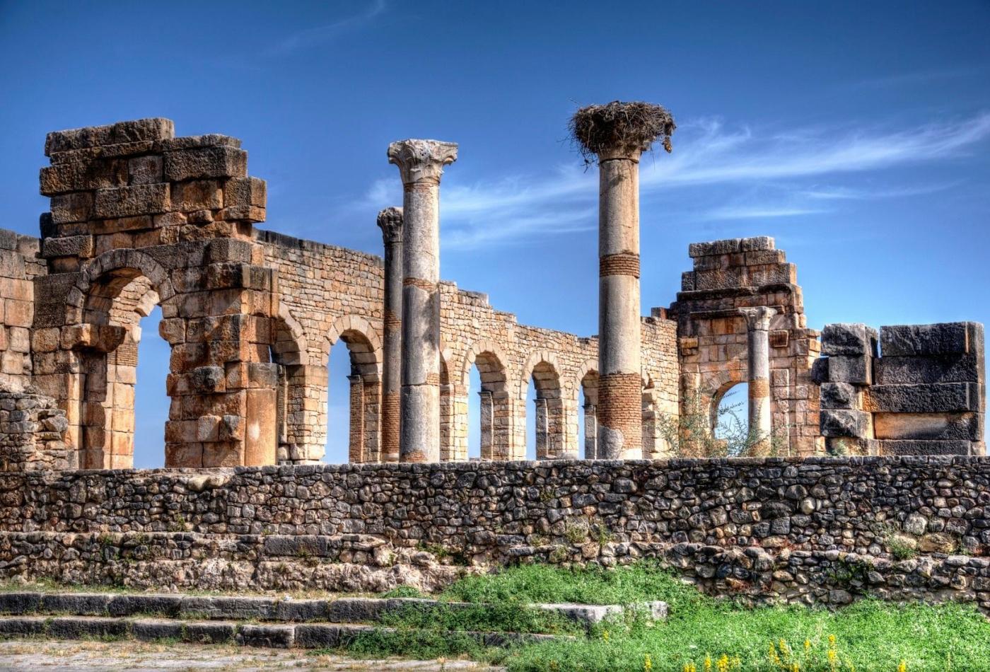8 Days tour from Casablanca to Fes through Rabat road