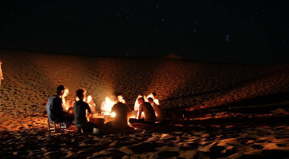 6 Days Tour Marrakech to desert and oases